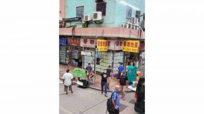 深水埗南昌街 約160呎 商舖放售