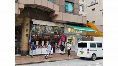 深水埗南昌街 約965呎 商舖放售